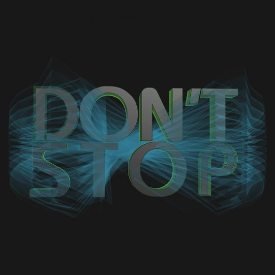 Don't Stop Cover