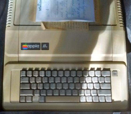 Apple IIe Keyboard
